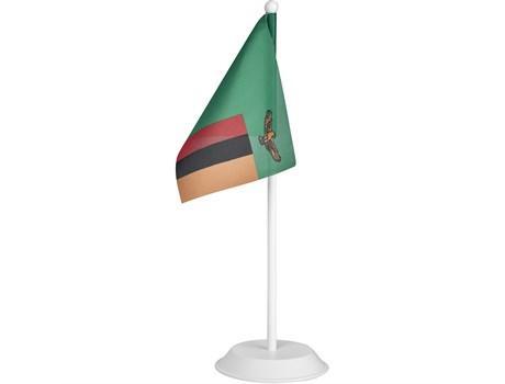 Champion Desk Flag 15cm X 10cm