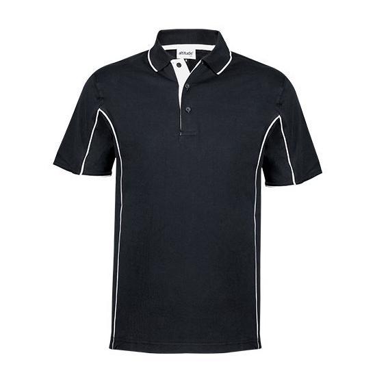 Mens Denver Golf Shirt - Navy Only