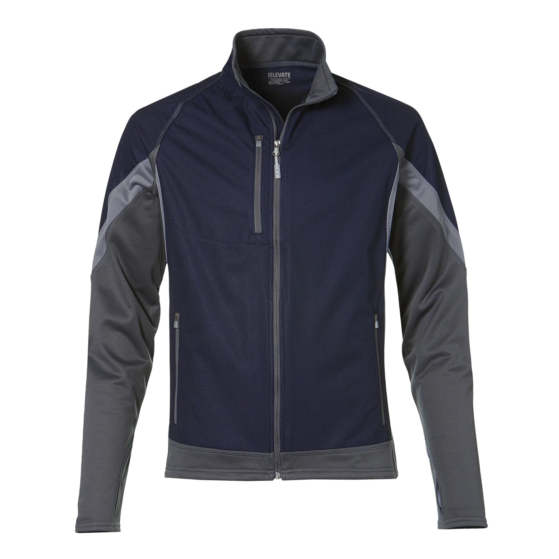 Mens Jozani Hybrid Softshell Jacket - Navy Only