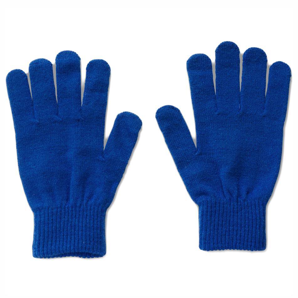 Team Gloves - Blue Only