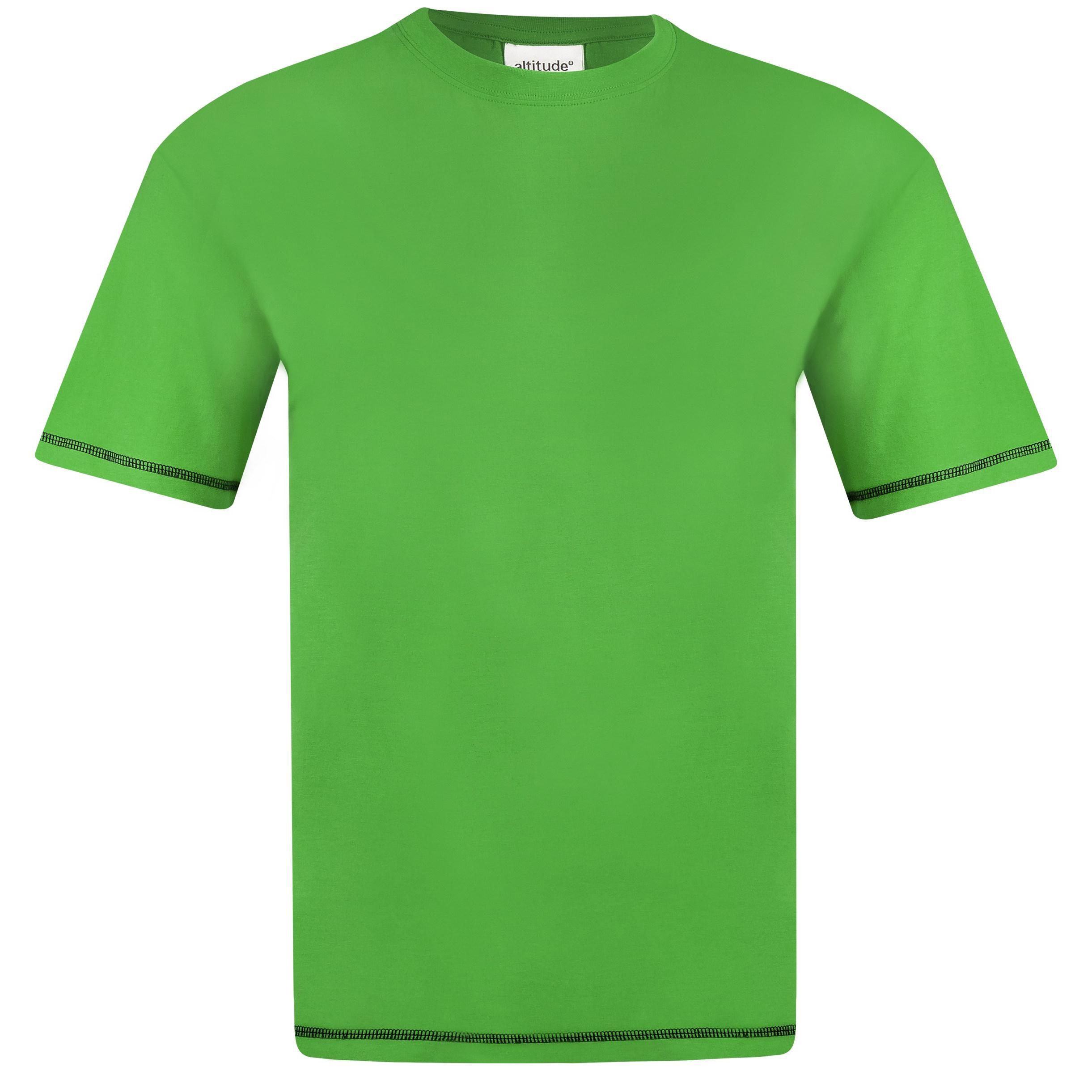 Mens Velocity T-shirt - Lime Only