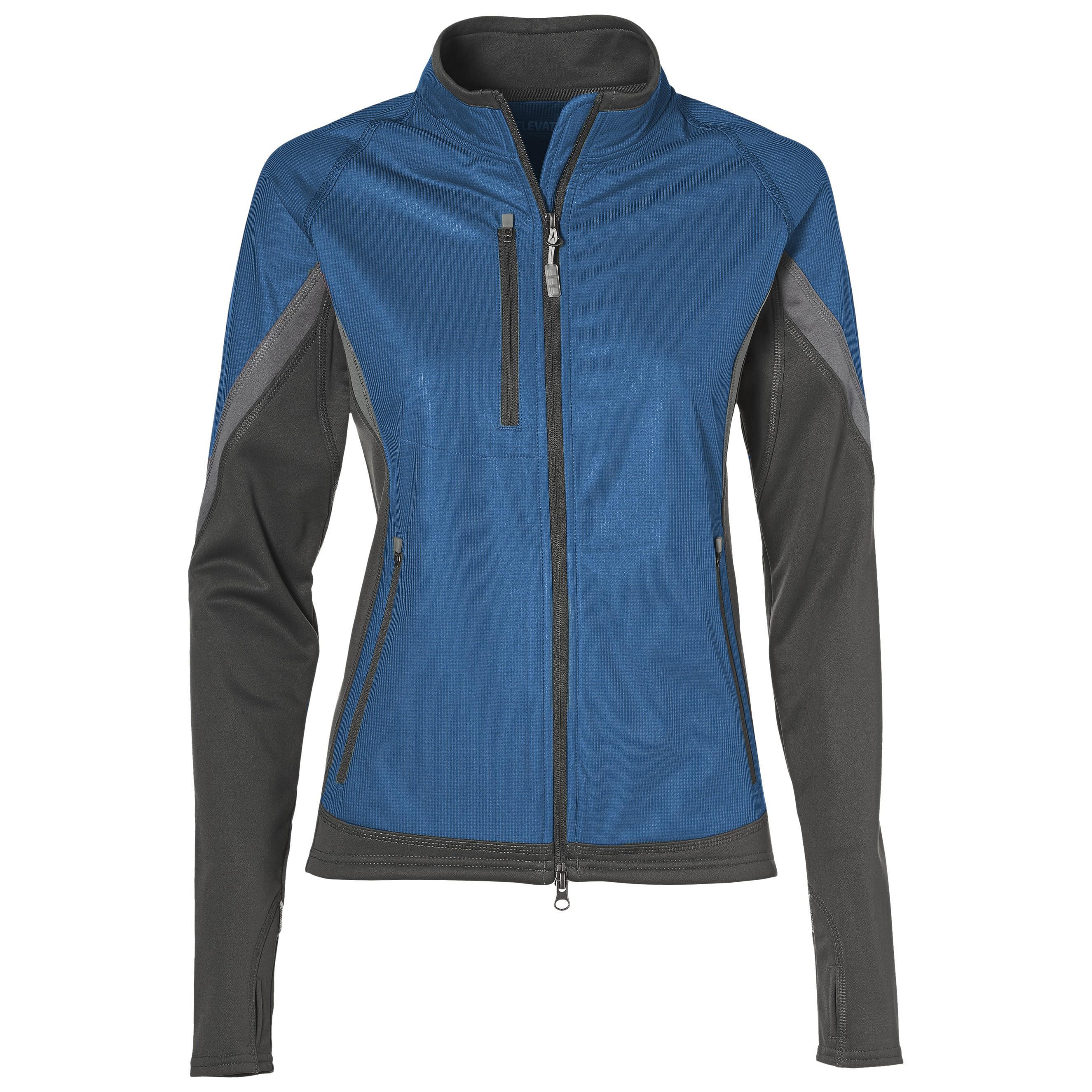 Mens Jozani Hybrid Softshell Jacket - Blue Only