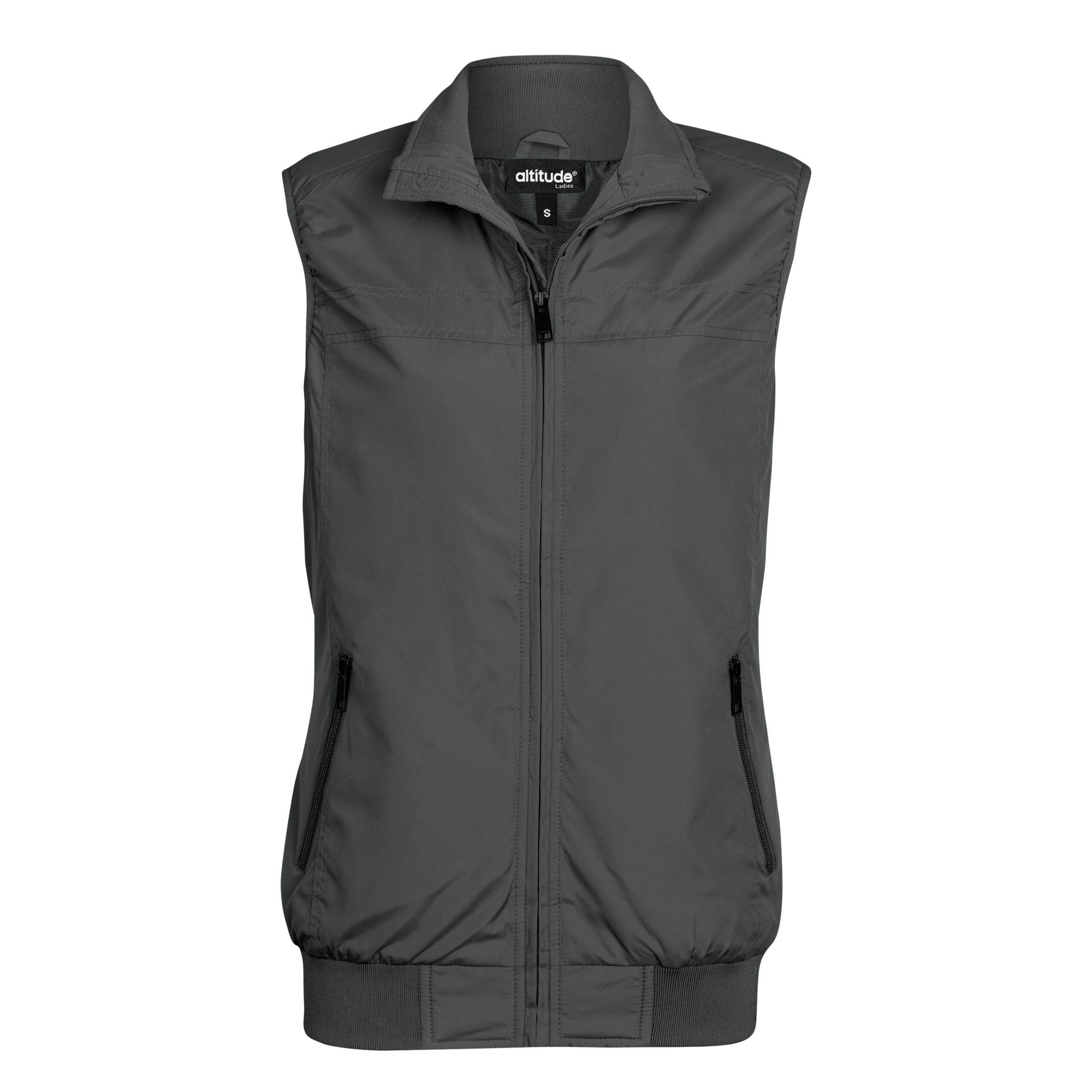 Ladies Colorado Bodywarmer - Charcoal Only