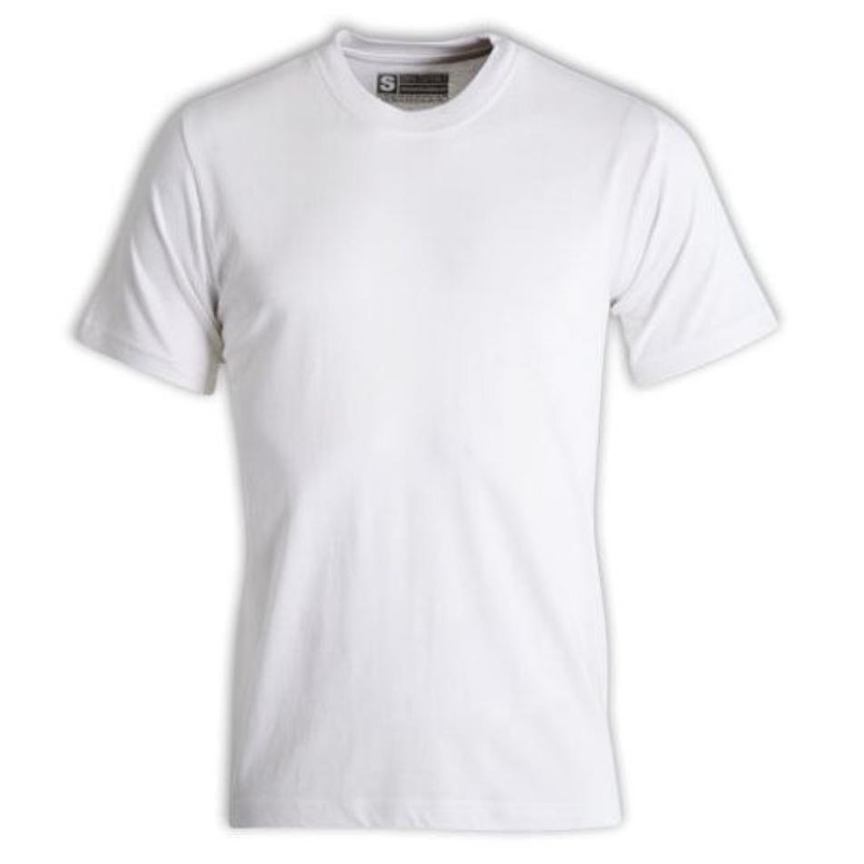 145g Promo T-shirt - White - While Stocks Last