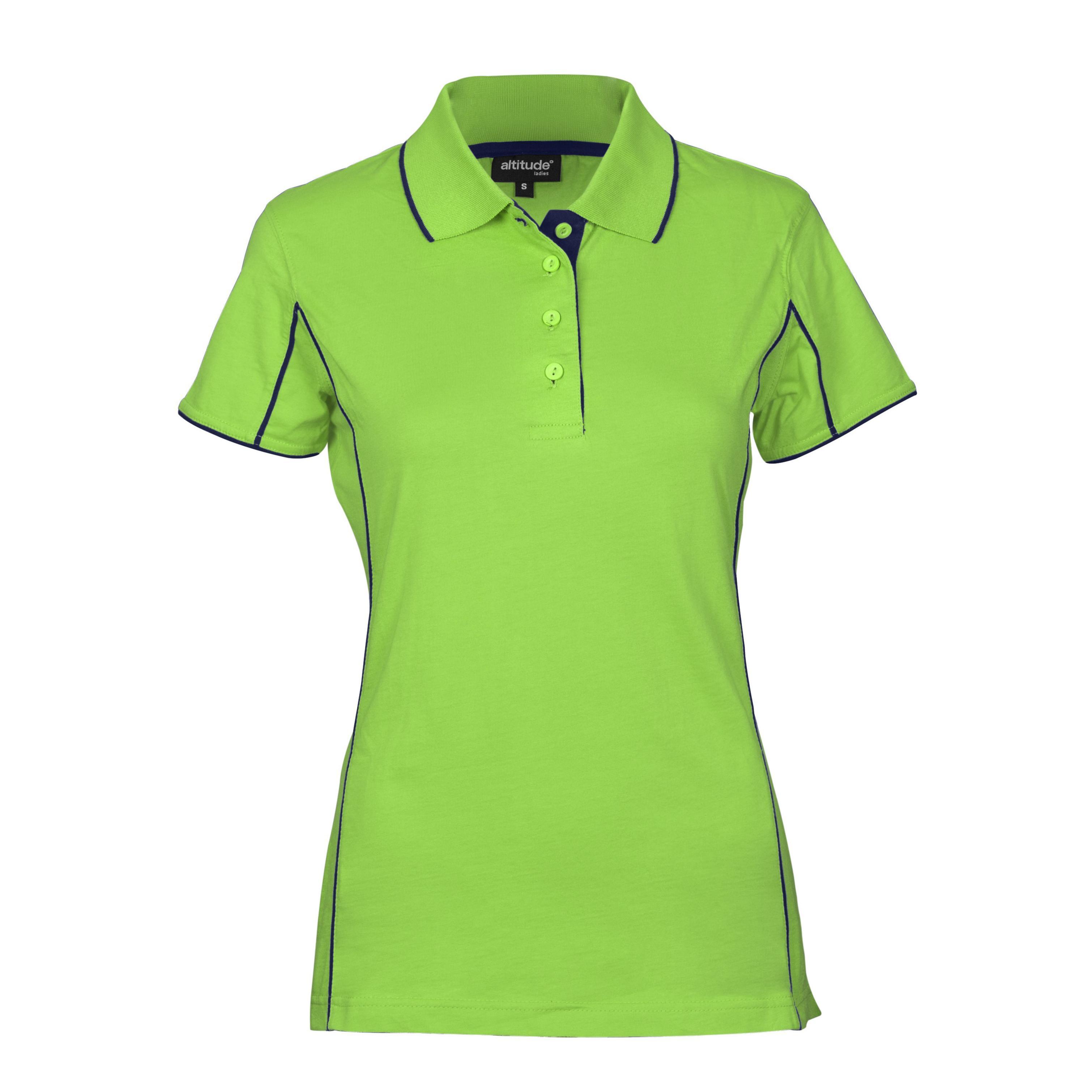 Ladies Denver Golf Shirt - Green Only