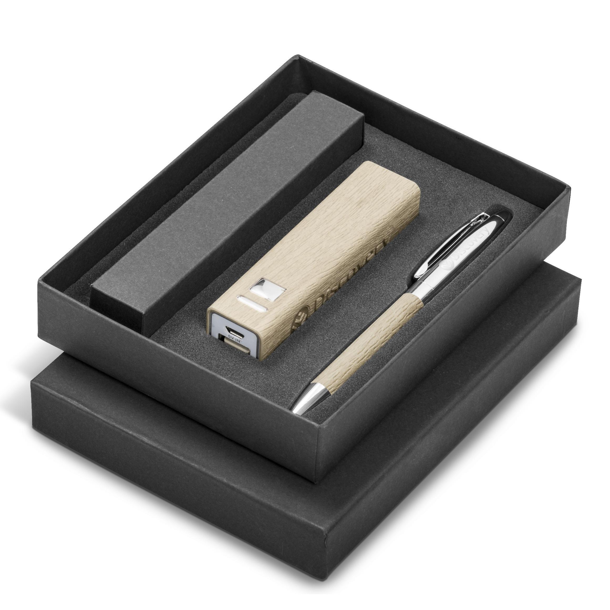 Oakridge Two Gift Set - Beige Only