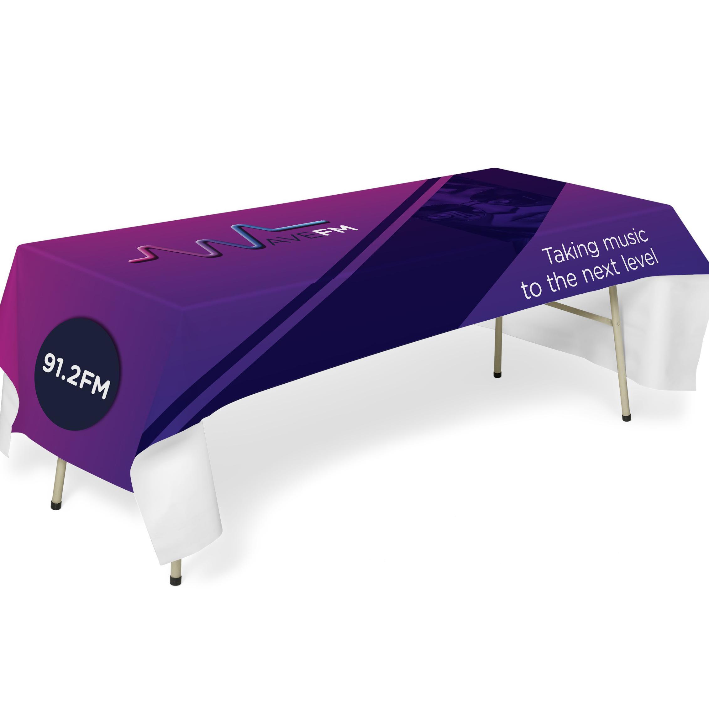 Champion Pvc Tablecloth 3m X 1.25m