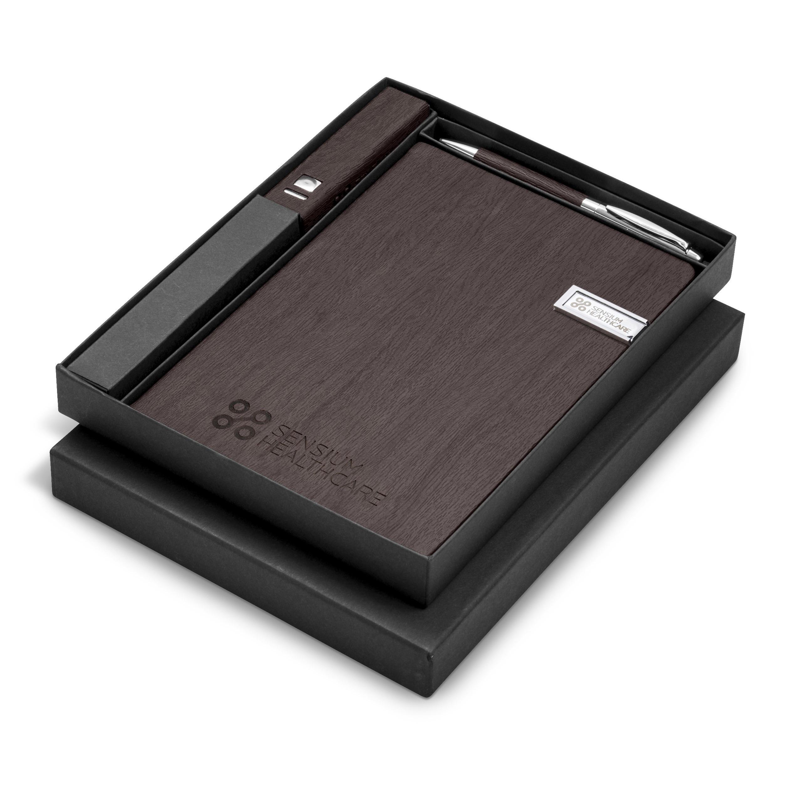 Oakridge Eight Gift Set - Brown Only