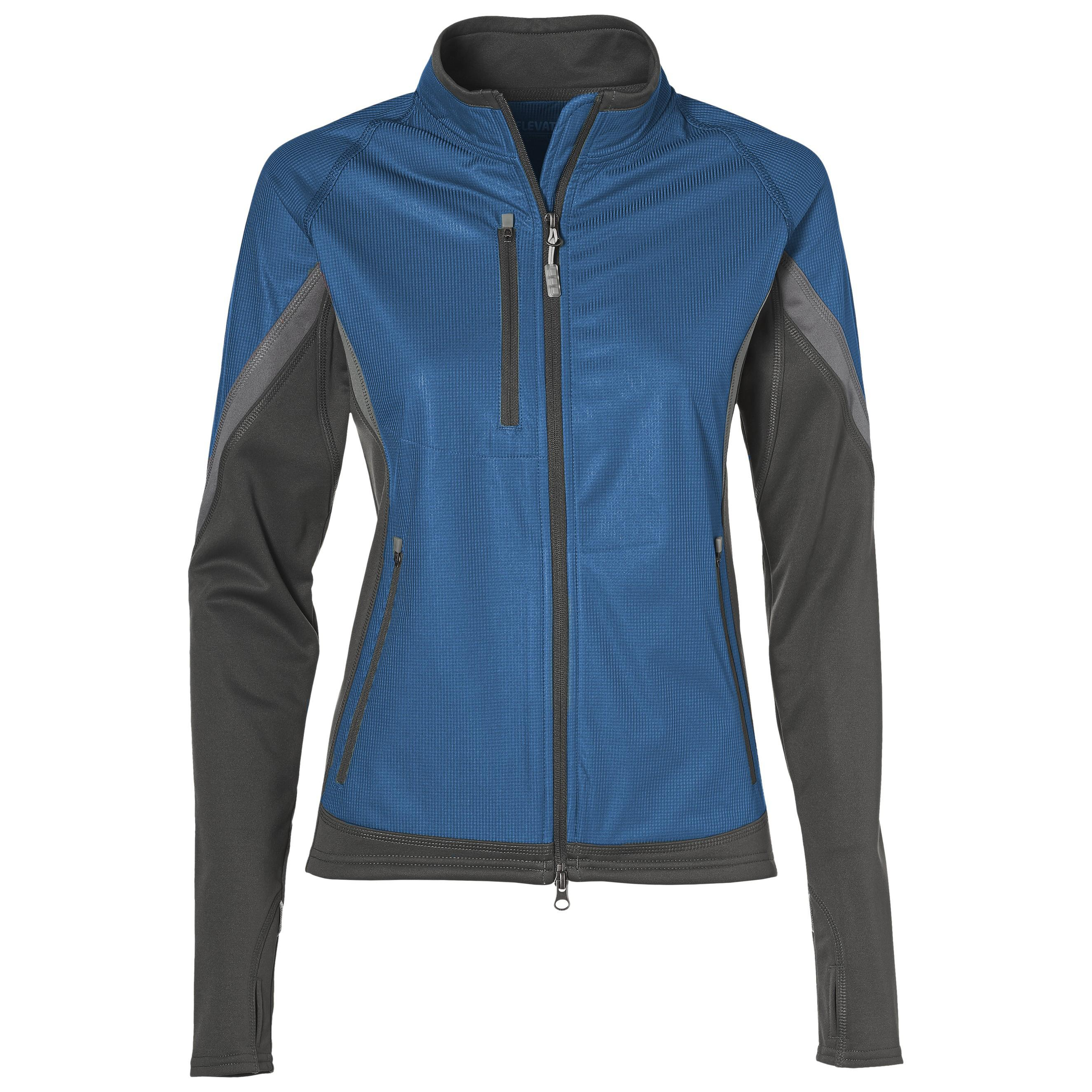 Ladies Jozani Hybrid Softshell Jacket - Blue Only
