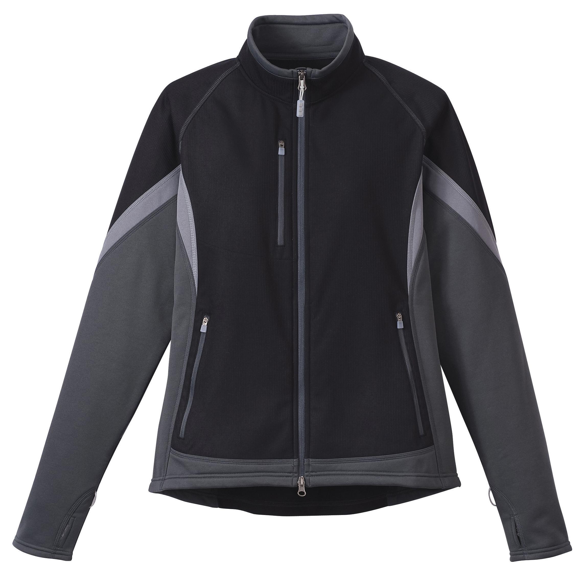 Ladies Jozani Hybrid Softshell Jacket - Black Only