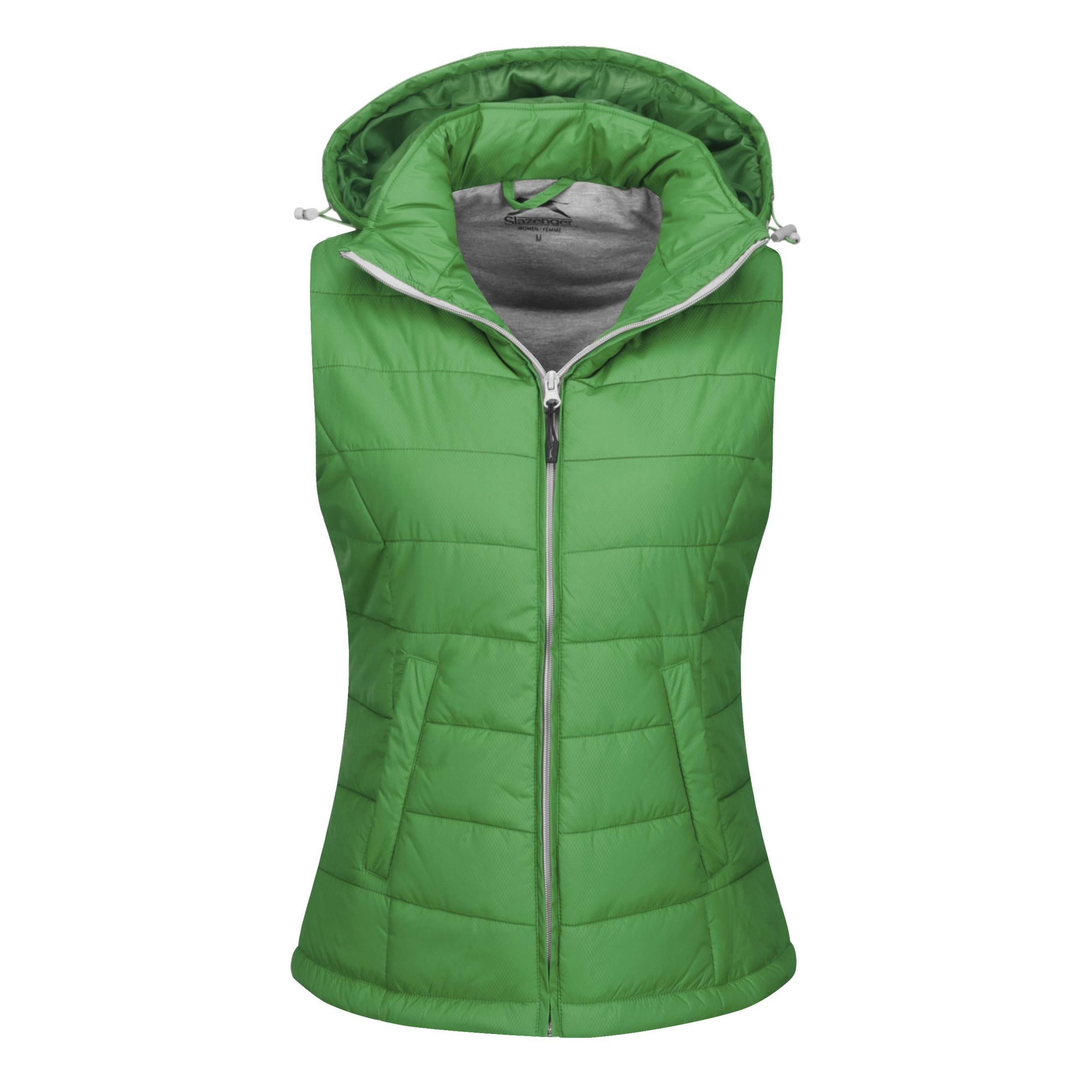Ladies Evolution Bodywarmer - Green Only