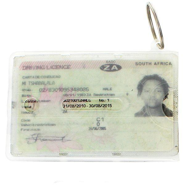 Driver's Licence Card Holder