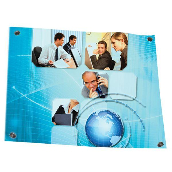 Eyelet Banner With Full Colour