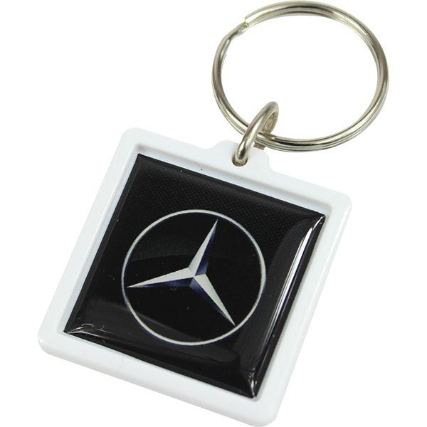Stellar Square Key Holder With Dome Fc