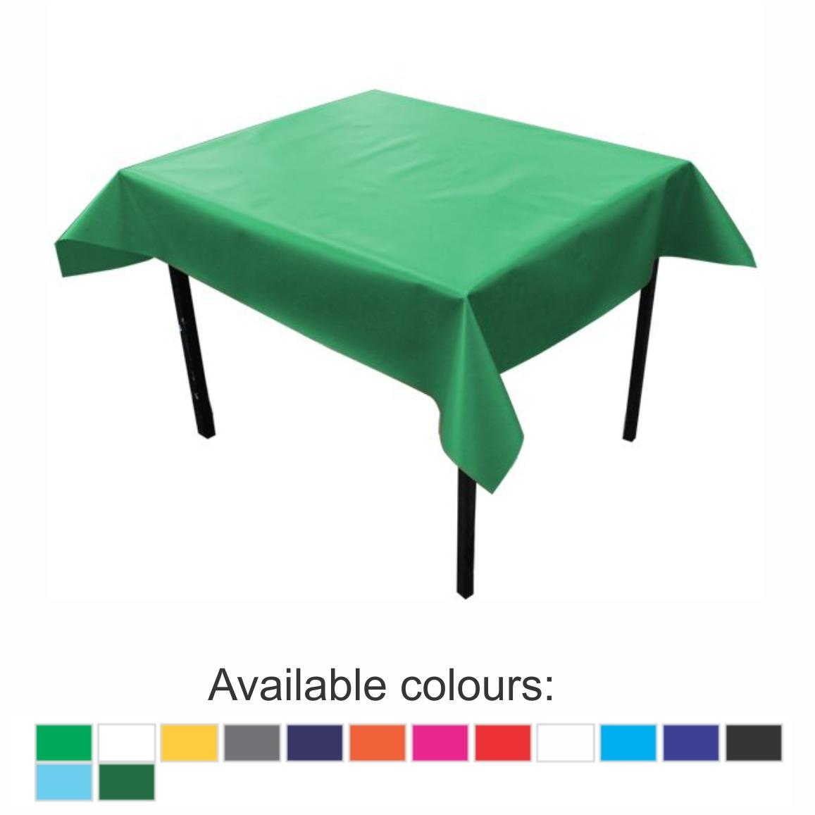Saloon Tablecloth With 1 Colour