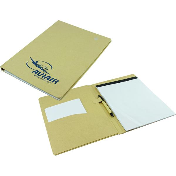 Eden Cardboard Folder