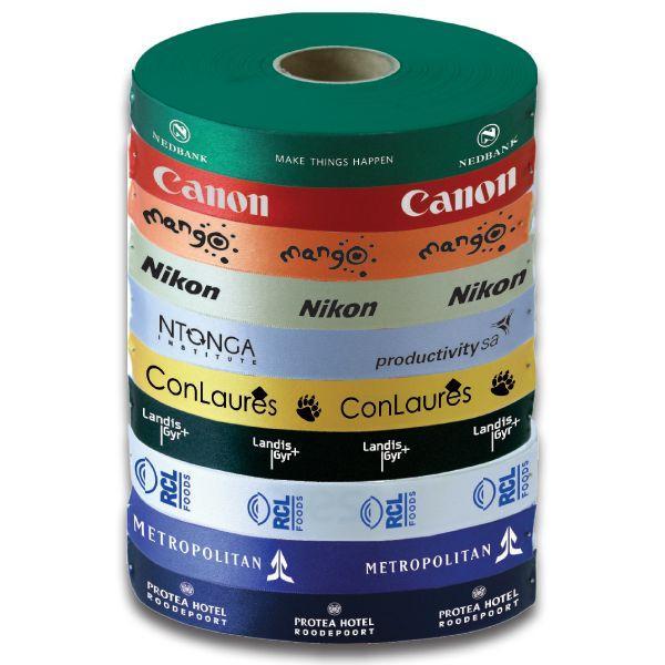 Spectrum 20mm Full Colour Single Sided Ribbon