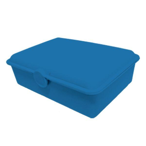 Rectangle Lunch Box With 1 Colour