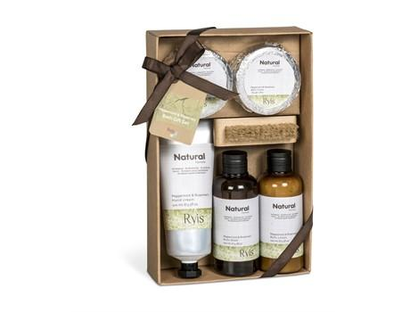 Giftsets | Ryis Peppermint & Rosemary Bath Gift Set - 2