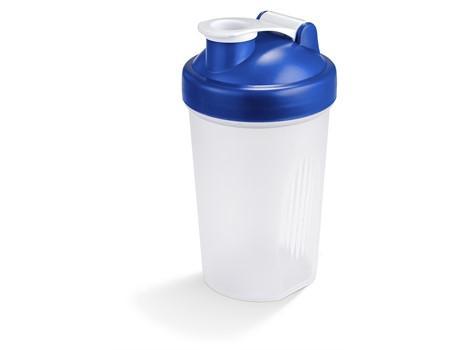 Sports & Wellness   Shake & Burn Protein Shaker - 400ml - 2
