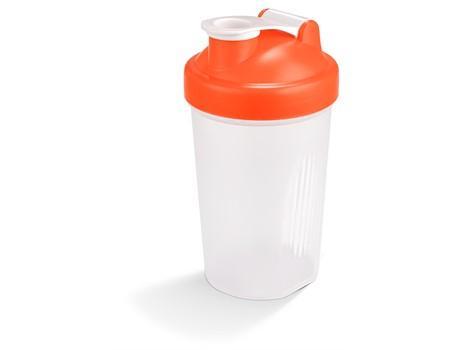 Sports & Wellness   Shake & Burn Protein Shaker - 400ml - 4