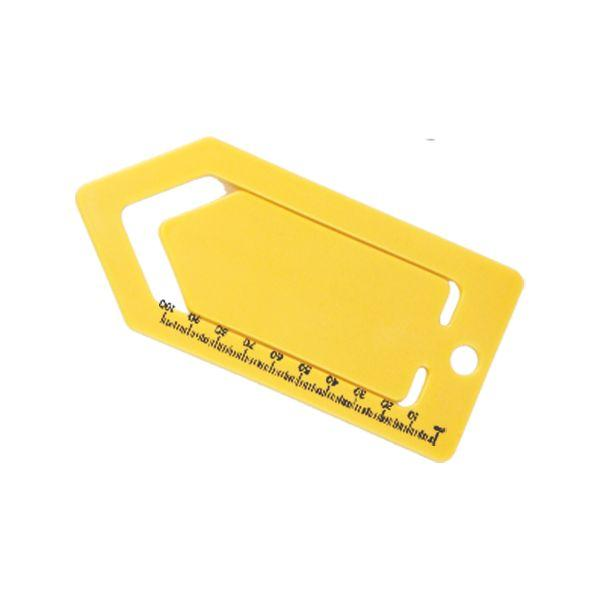 Bookmark Ruler With 1 Colour Print