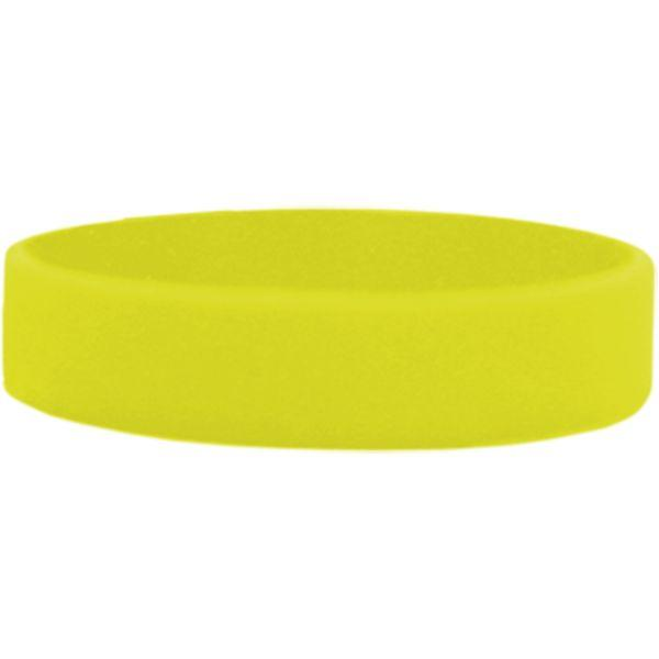 12mm Printed Silicone Band With 1 Colour