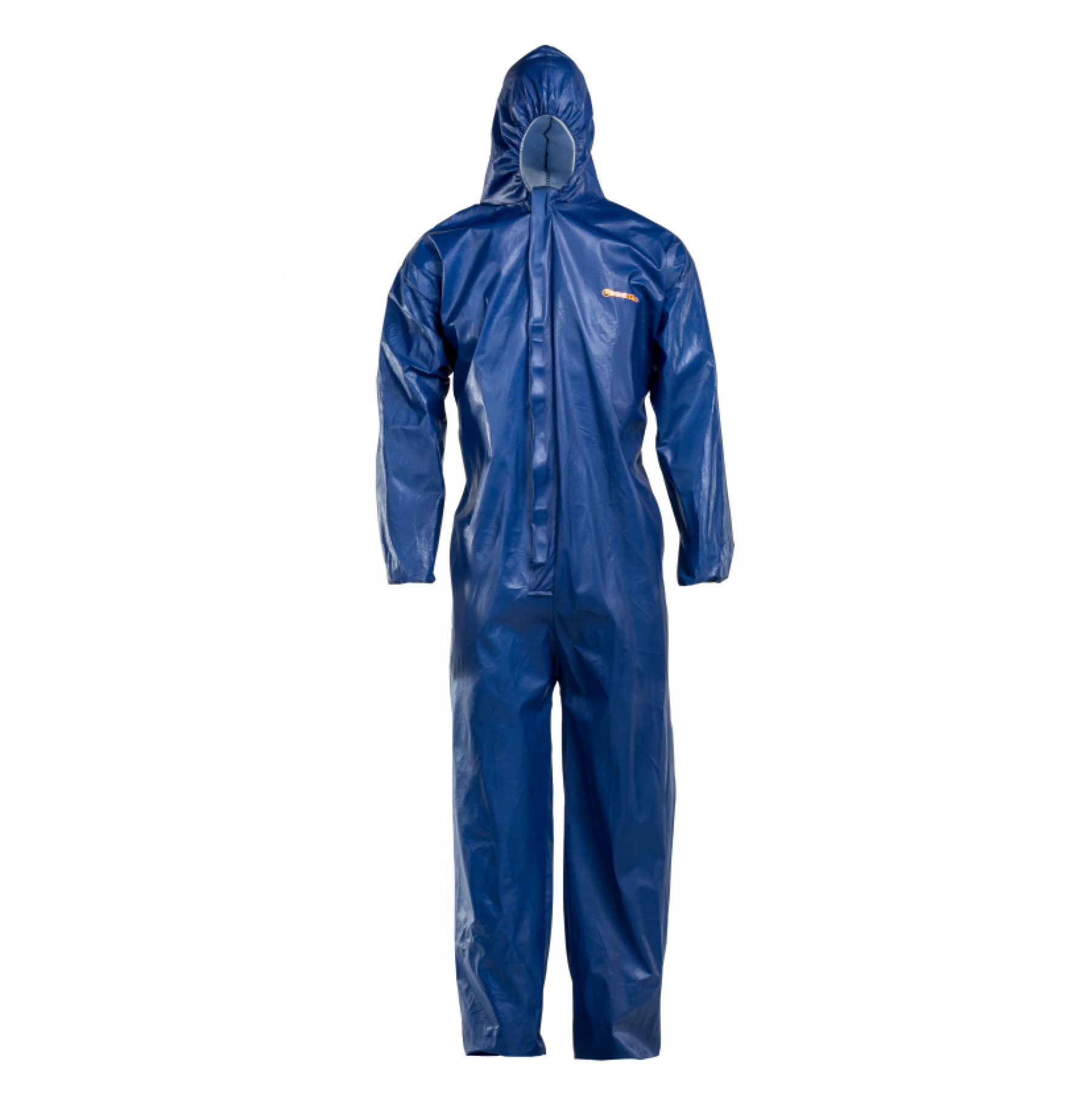 Firestar Flame Retardant Navy Blue Coverall, Size L