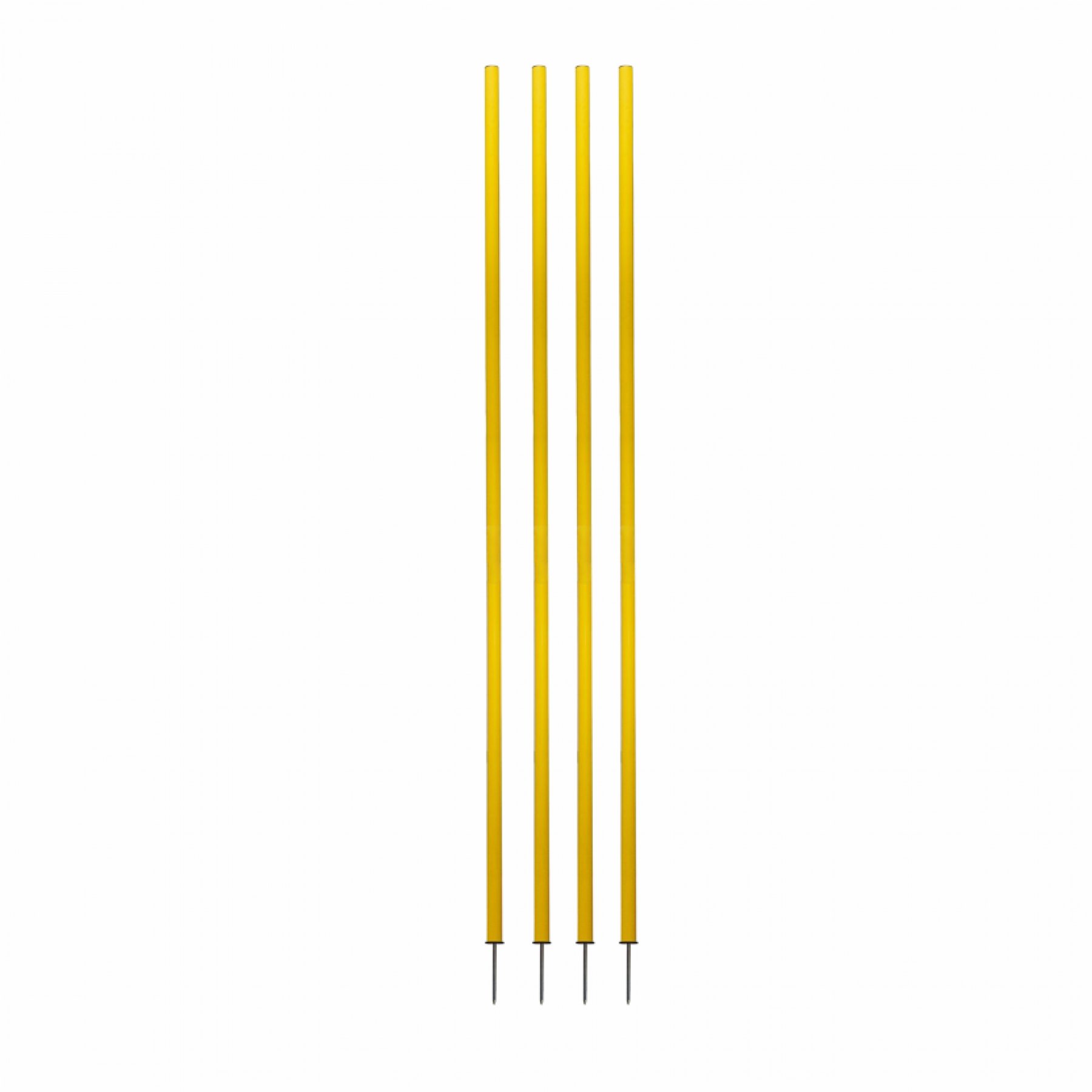 Slalom Poles Outdoor - With Spike
