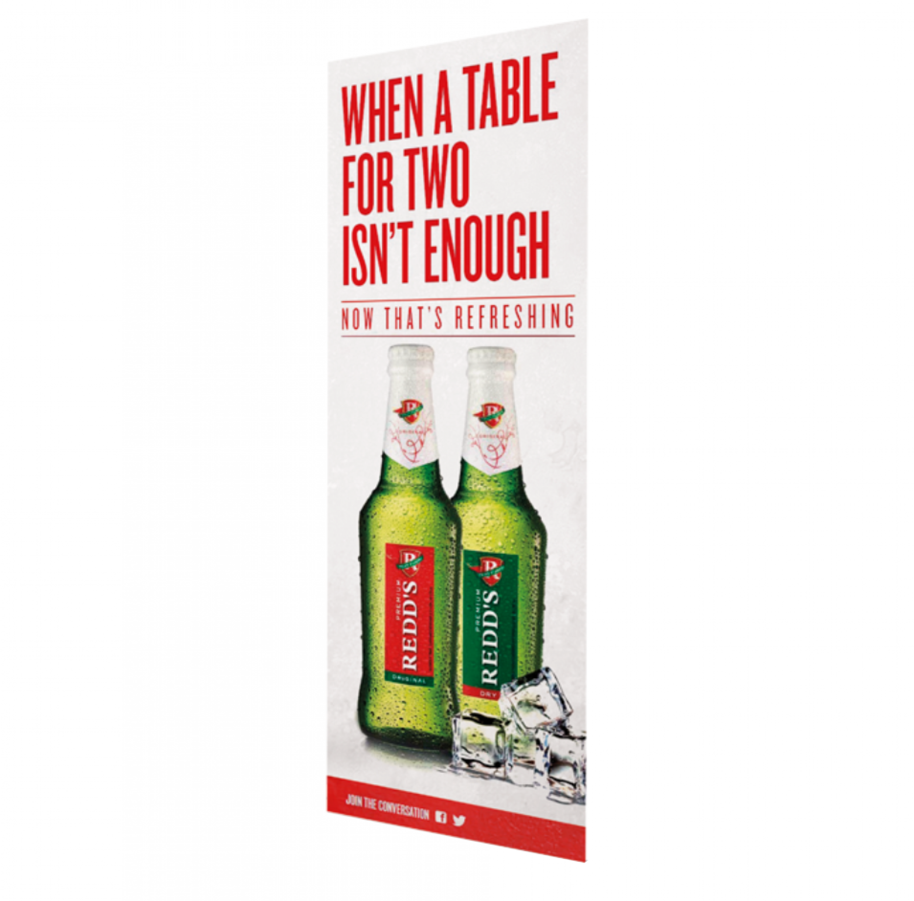 Pull Up Banner Deluxe (pvc) - Skin Only