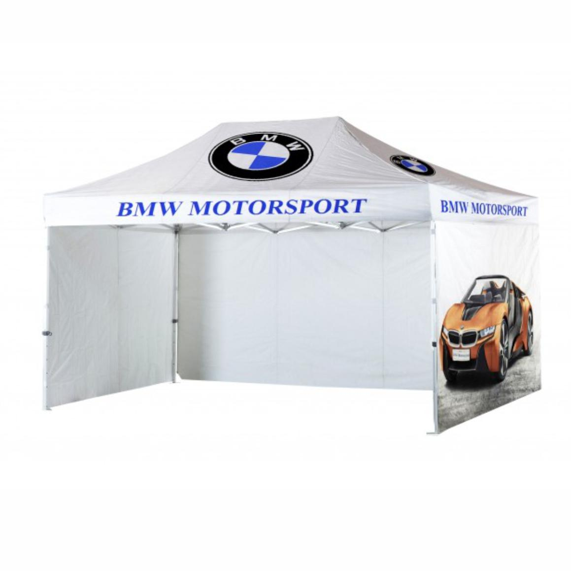 Exposure Gazebo Full Wall 4.5m X 1.9m