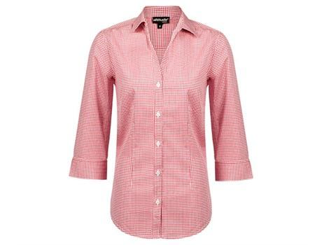Ladies ¾ Sleeve Edinburgh Shirt