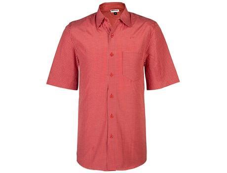 Mens Short Sleeve Cedar Shirt