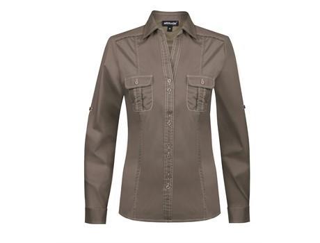 Ladies Long Sleeve Inyala Shirt