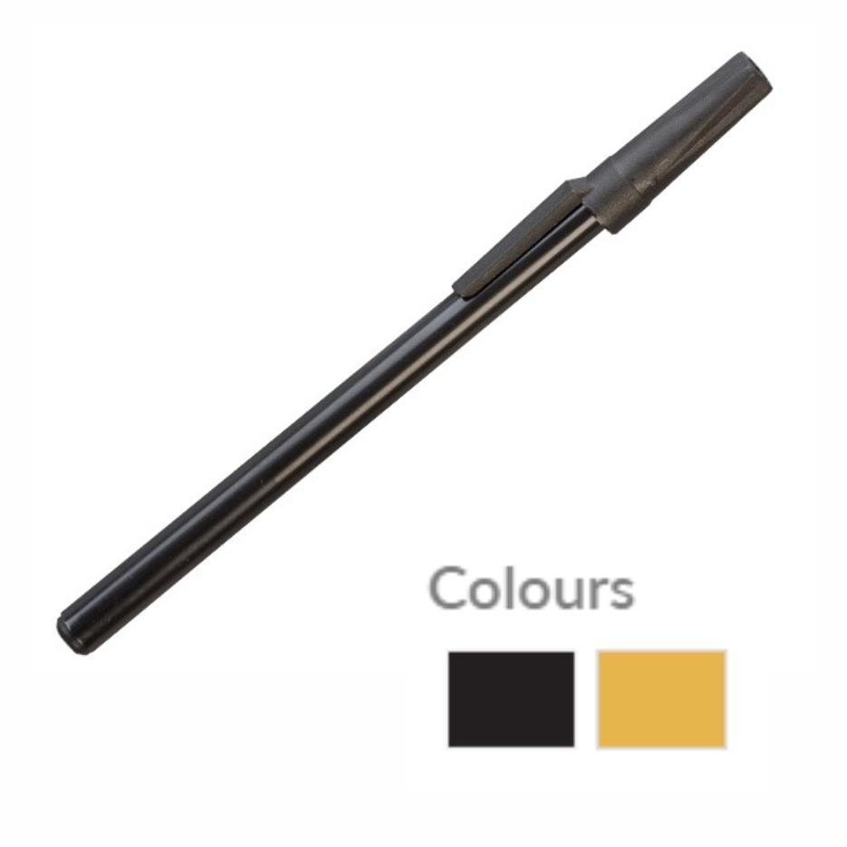 Black Ink Stick Pen