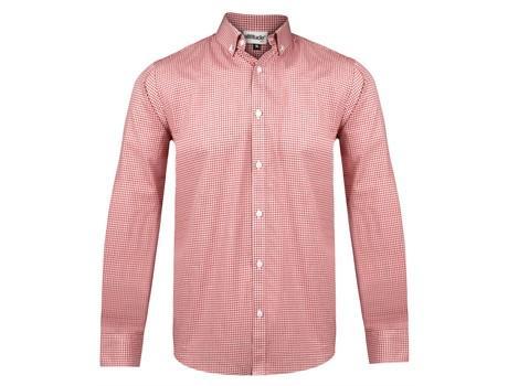 Mens Long Sleeve Edinburgh Shirt