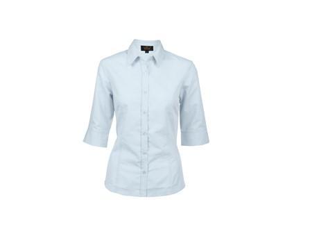 Ladies 3/4 Sleeve Apollo Shirt