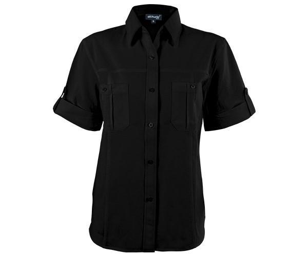 Tracker Short Sleeve Blouse