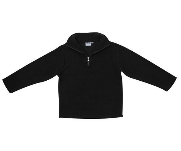 Quarter Zip Kids Sweater