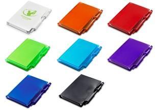 Nifty Notebook & Pen
