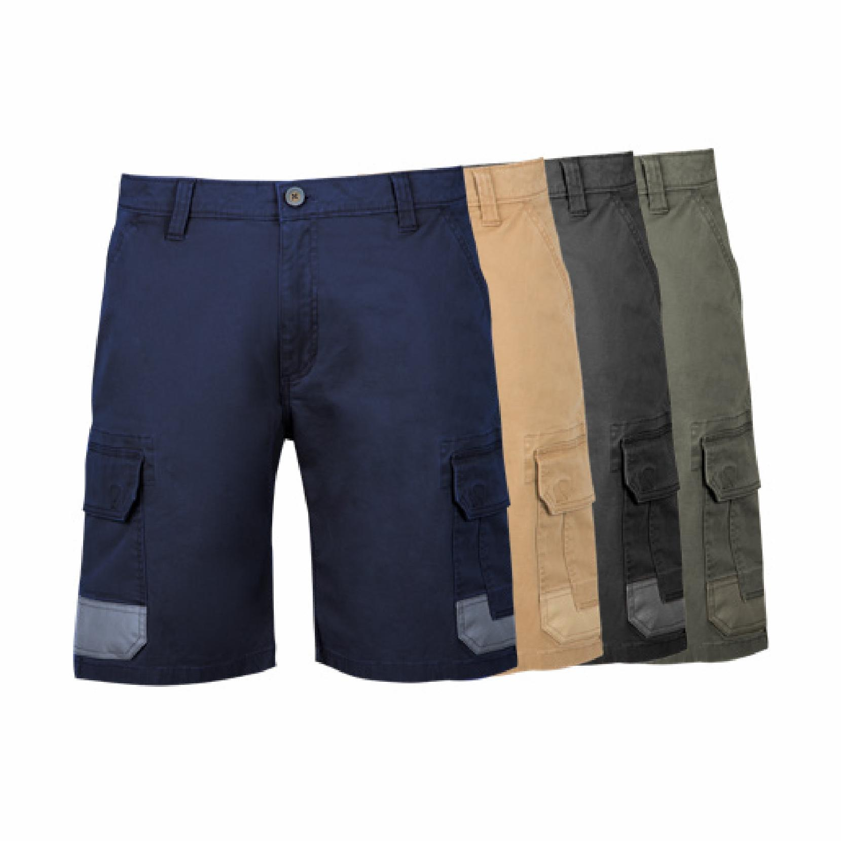 230 G Multipocket Shorts