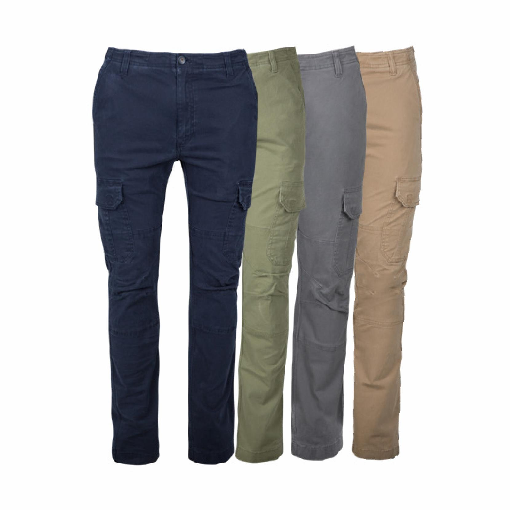 Heavyduty Multipocket Trousers