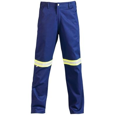 100% Cotton Refl. Work Trouser