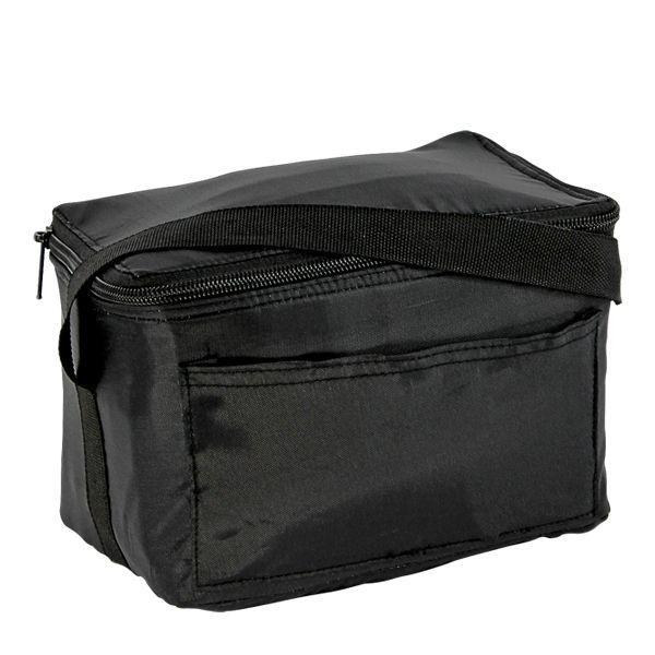 Dakota 6 Can Cooler +pocket Wit 1 Col
