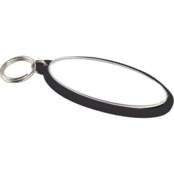 Core Oval Keyholder With Full Colour