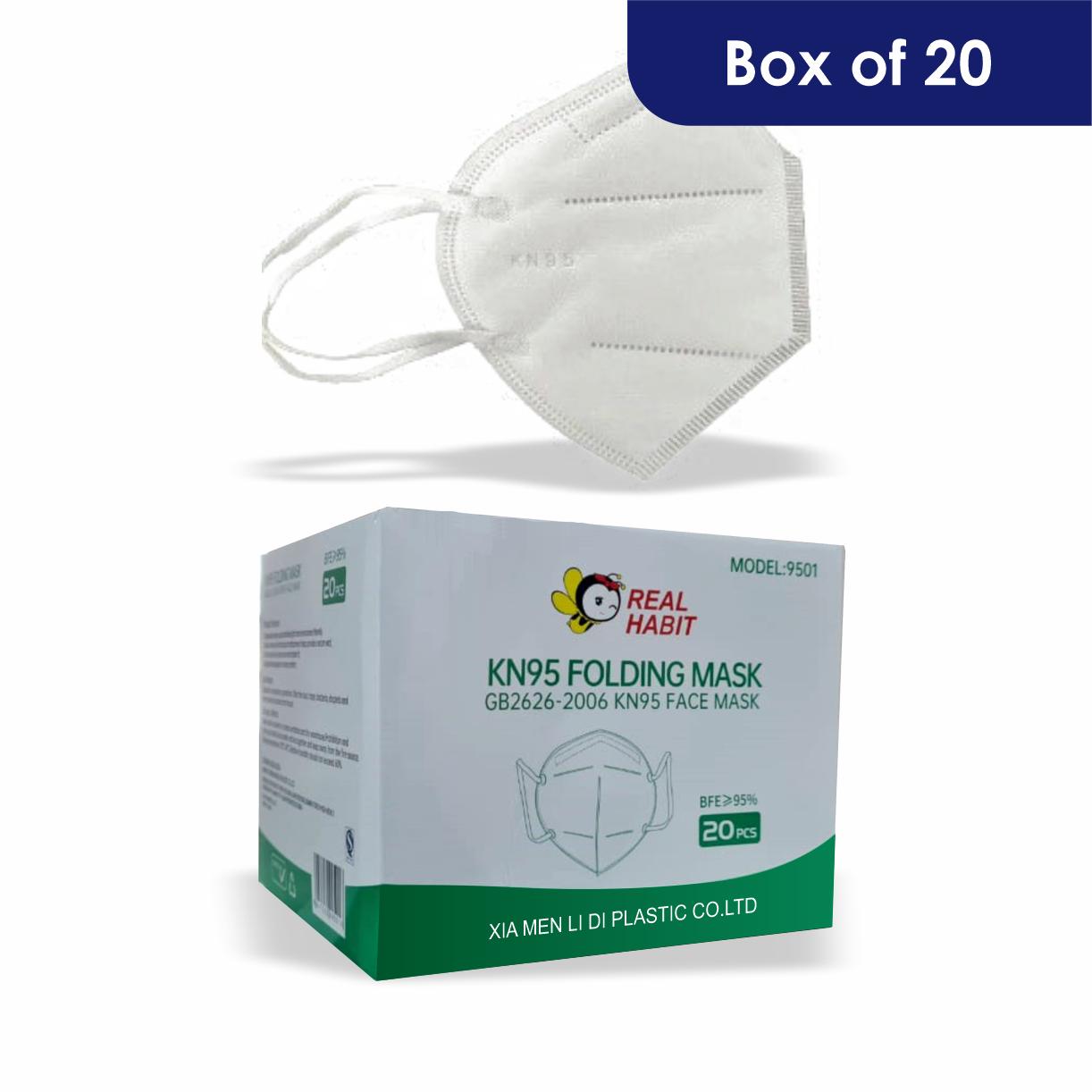 Masks Kn95 (box Of 20)