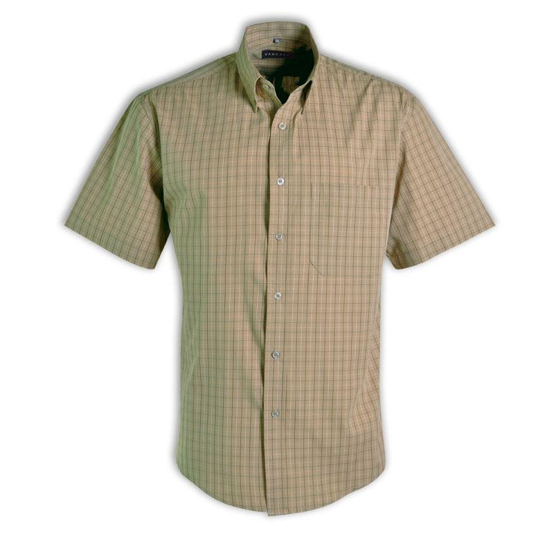 Cameron Shirt Short Sleeve - Check 3 - While Stocks Last