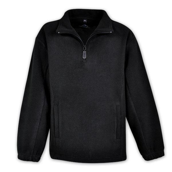 Youth Quarter Zip Fleece