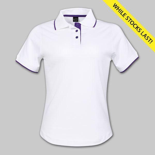 Ladies Trendy Polo - While Stocks Last