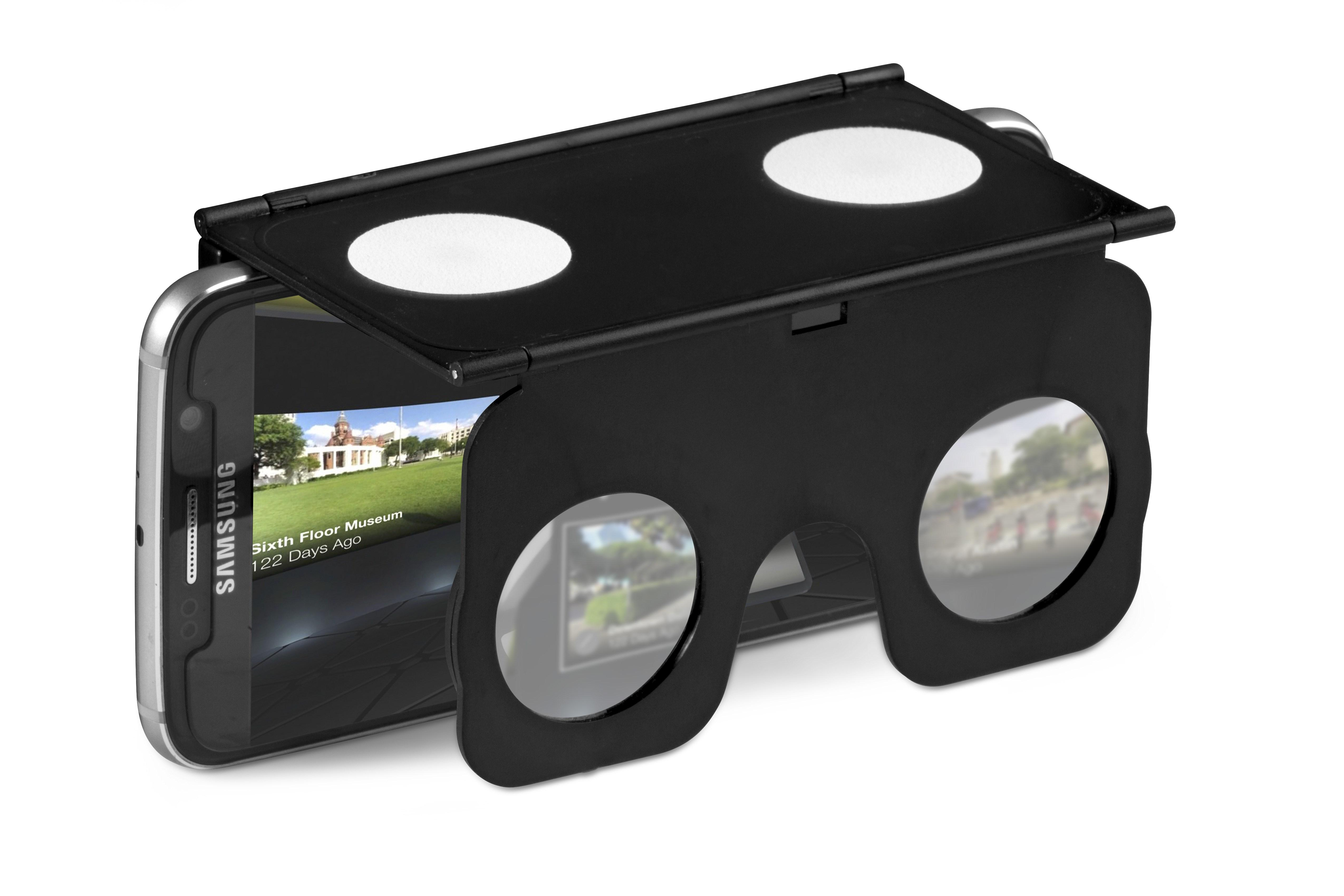 Optix Vr Glasses - Black